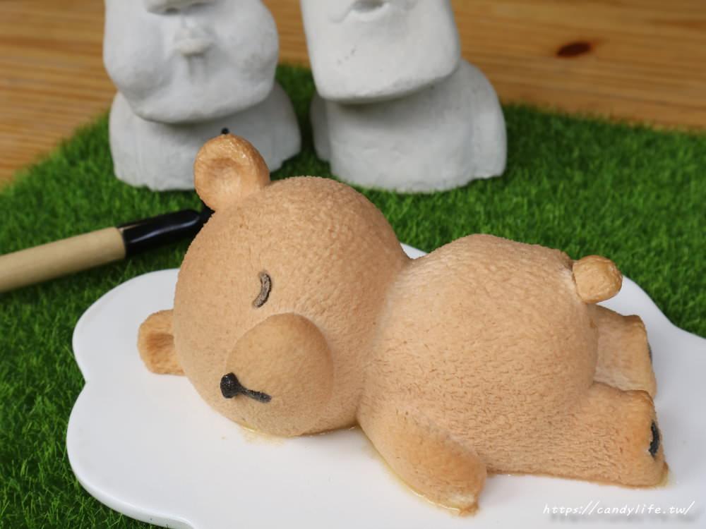 20190616225136 24 - 台中生日蛋糕推薦!超萌小熊睏寶,融化你的心也融化你的嘴!