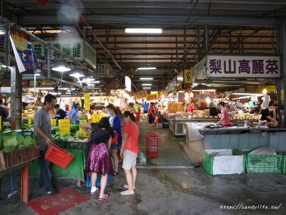 20190709225243 72 - 朝日鵝隱藏在黃昏市場裡的平價美食,一大盤港式三寶只要150元!一開賣就被搶光,晚來吃不到~