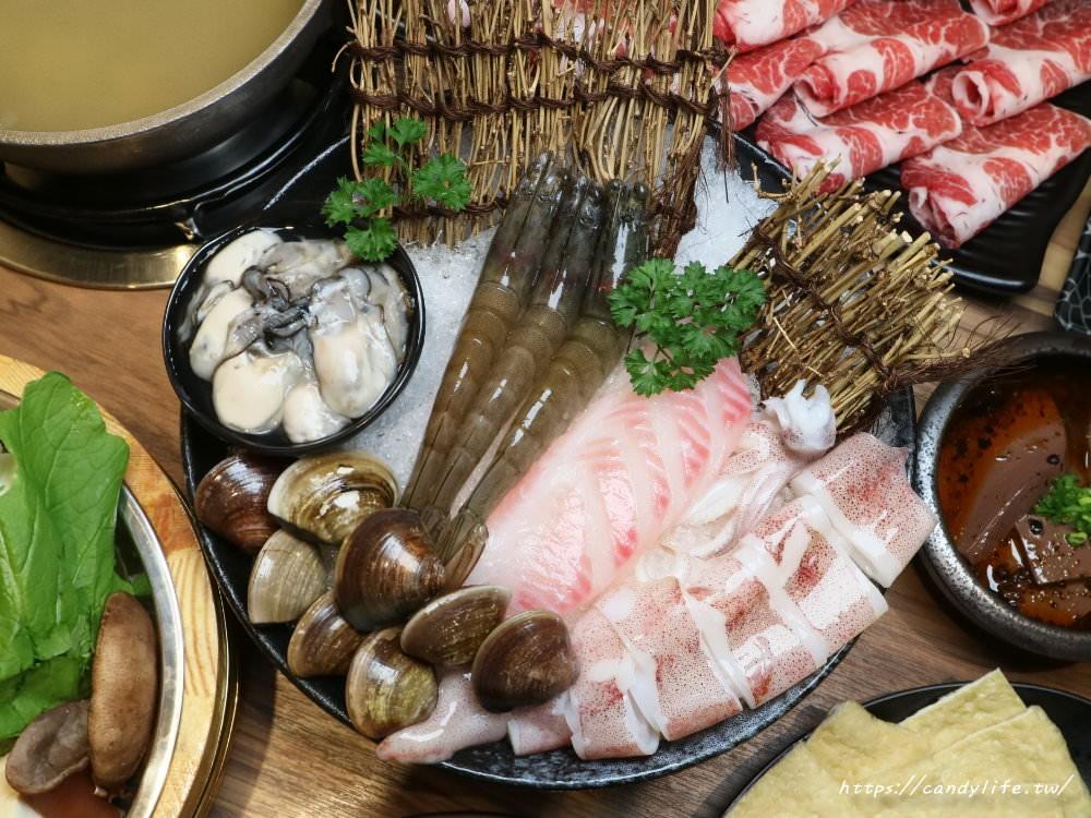 20190721202932 87 - 熱血採訪│台中葉菜類吃到飽!還有超狂海鮮拼盤加購價只要99元,活動只到8月底,就在良食煮意