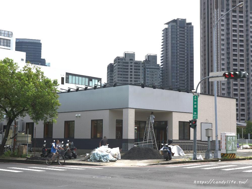 20190724113306 68 - 日本超人氣壽司郎,台中神秘展店,同一條路開兩間,外觀及招牌已好,準備迎接開幕囉~