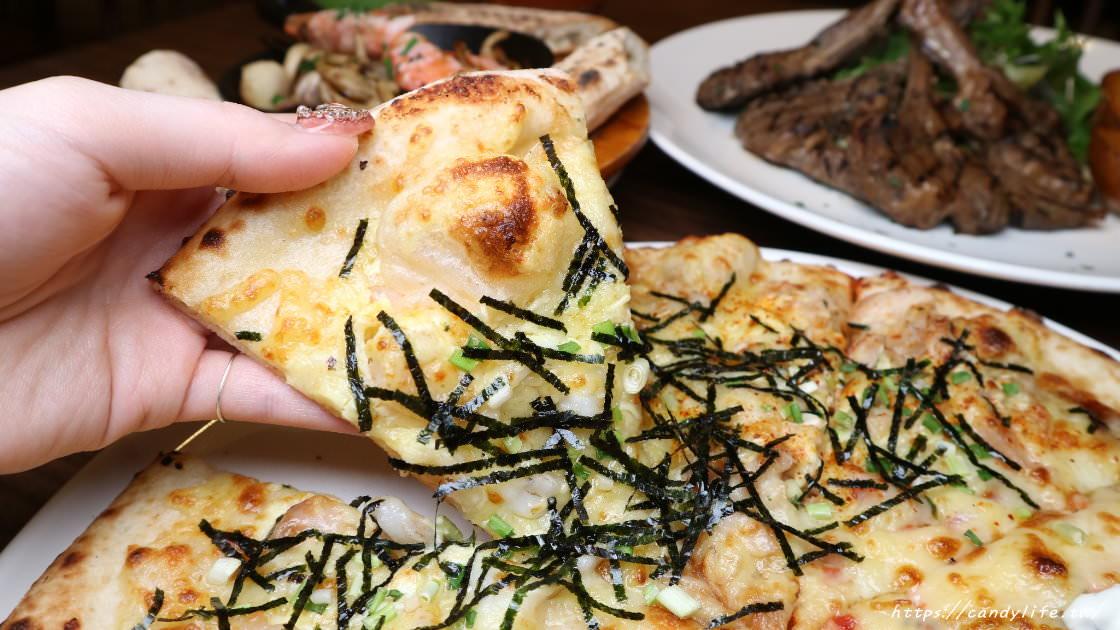 """來自日本知名連鎖品牌""""Japoli 義大利餐酒館""""進軍台中廣三SOGO百貨,價格不貴,餐點份量實在又好吃~"""