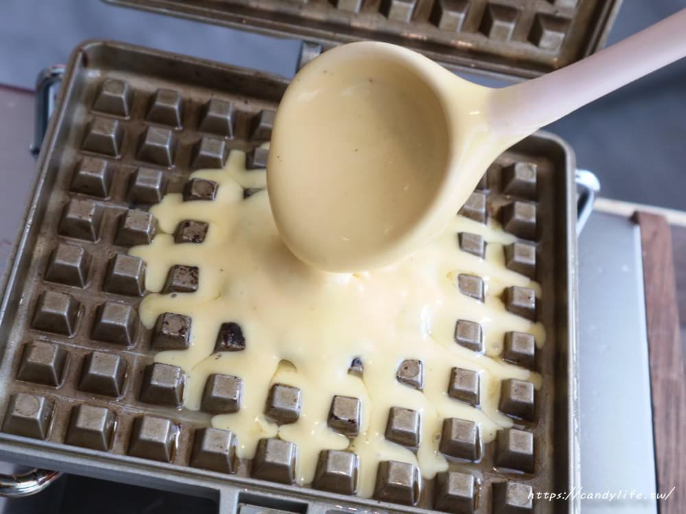 20190730132658 45 - 自烤鬆餅在台中!DIY自烤鬆餅超好玩,每日限量10份!不能預約,只能現場排隊~
