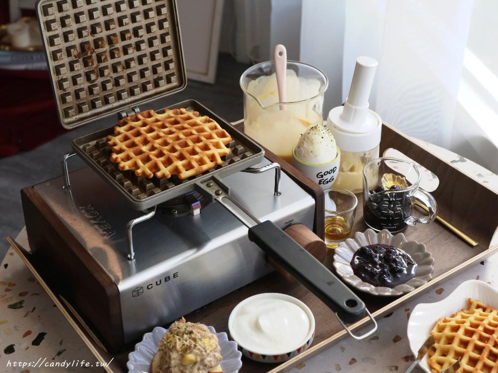 20190730132715 32 - 自烤鬆餅在台中!DIY自烤鬆餅超好玩,每日限量10份!不能預約,只能現場排隊~
