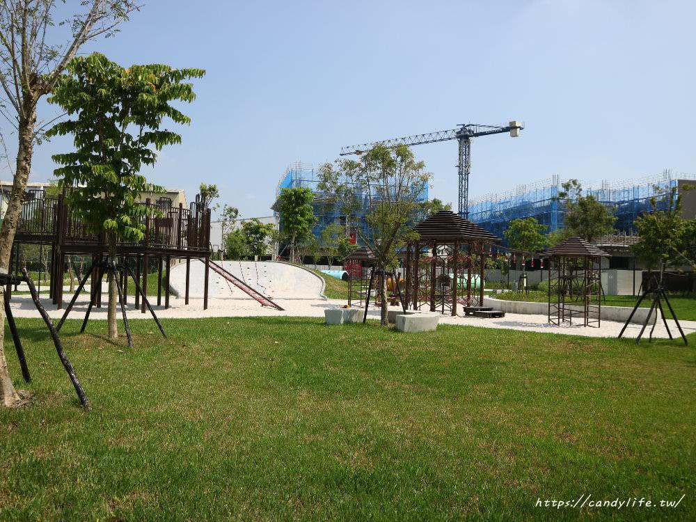 20190911151843 69 - 台中首座「蜂巢」遊具公園在這裡!蜂巢設計意象,打造12感官式遊具~