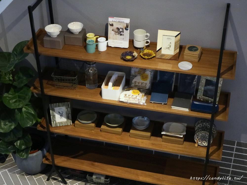 20190917145838 47 - 選物空間中品嘗香醇咖啡與美味甜點,還有免費wifi及免費插座可以使用~