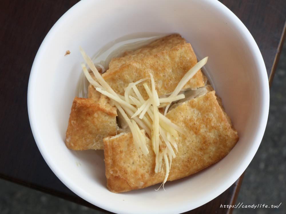 20191008224258 51 - 台中也吃的到鮮甜的小卷米粉湯囉,還可免費加湯唷
