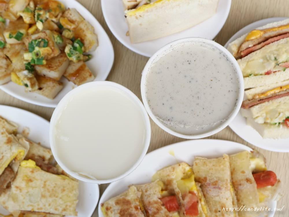 20191015215752 51 - 熱血採訪│台中銅板價人氣早午餐,主打酥皮蛋餅及肉蛋吐司,平價料又多!