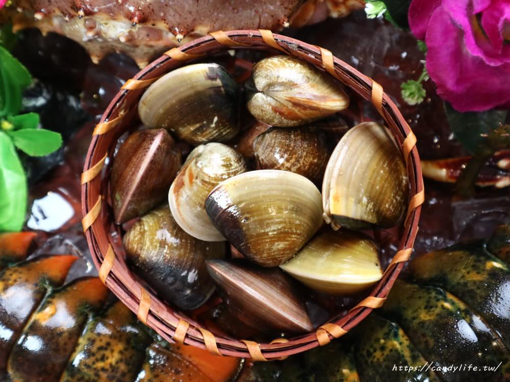 20191210152421 44 - 熱血採訪│台中首見爆干鍋!整鍋滿滿的生食級干貝,沒預約吃不到
