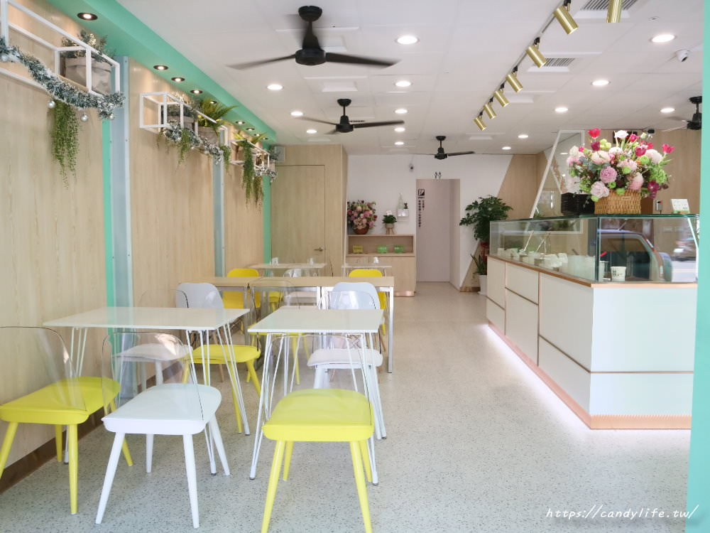 20191216122202 99 - 東東芋圓又有新分店啦!這次裝潢是超美蒂芬妮綠,網美必訪!