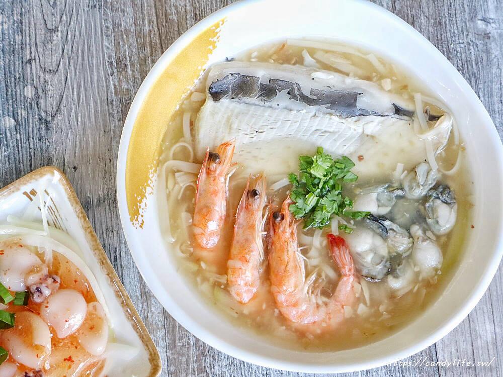 20200130090256 54 - 熱血採訪│台中也吃的到台南鹽水小吃豆簽羹,還有肥滋滋的鮮蚵滷肉飯,一碗只要銅板一枚!