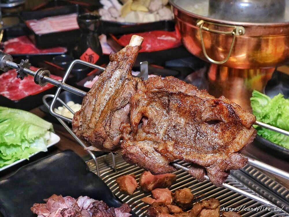 20200320135356 58 - 熱血採訪│炭烤羔羊腿、酸菜白肉鍋吃到飽,一人只要499元!當月壽星四人同行,一人半價~