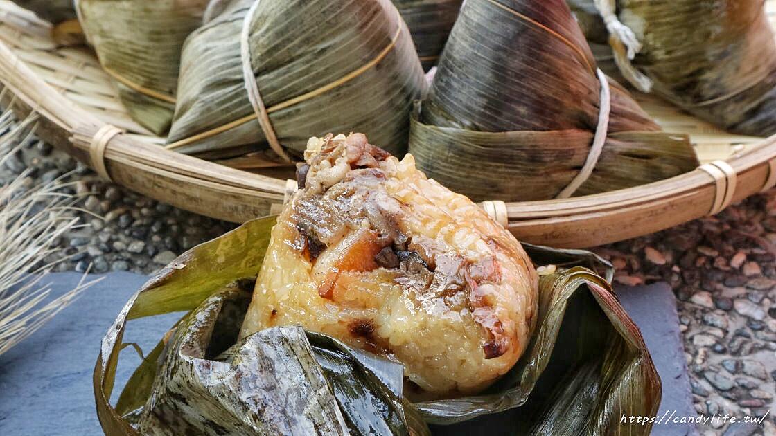 米吉米食天地│台中肉粽推薦,光是肉粽口味就10幾種,甜鹹口味通通有,端午節必備!