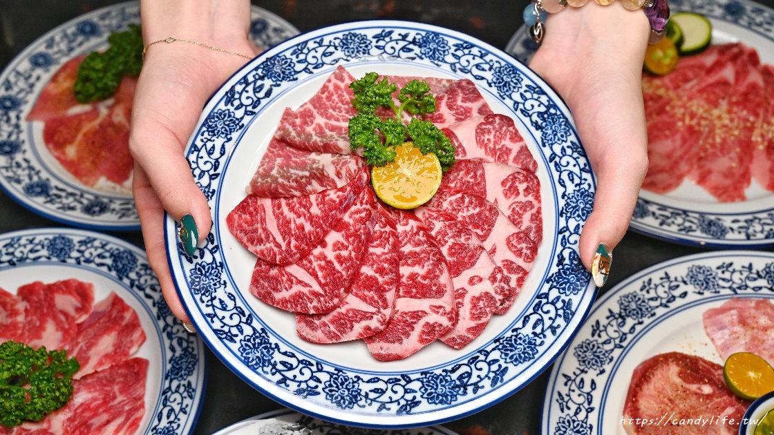 台中必吃燒肉推薦!除了套餐,單點燒肉只要120元起,還有多款外面吃不到的中式料理~